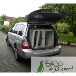 Box4Dogs  Subaru FORESTER 2006