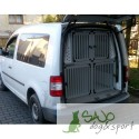 Box4Dogs  Volkswagen Caddy 4boks