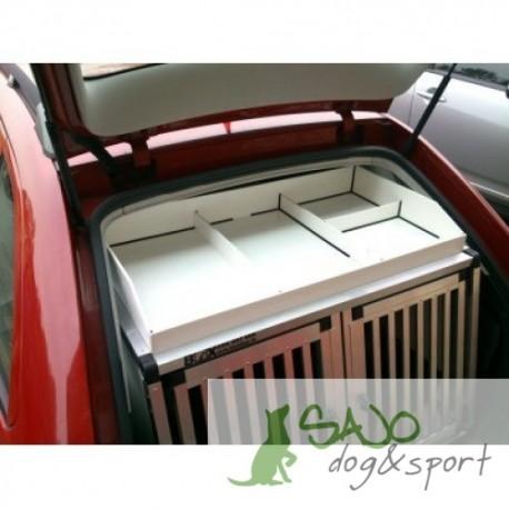 B4D -Organizer mały szerokość 50-70cm / głębokość  do 50cm