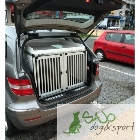 "Box4Dogs Mercedes ""B"" ZESTAW"