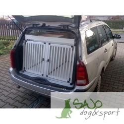 Box4Dogs Ford Focus I combi