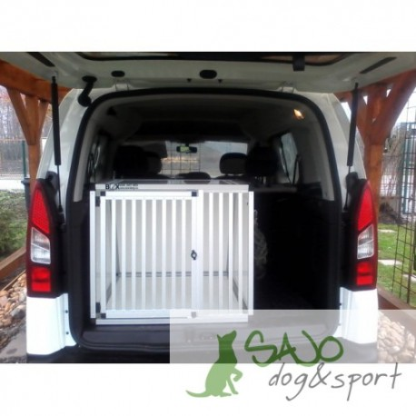 Box4Dogs Citroen Berlingo 2-1boks