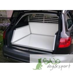 Box4Dogs Audi A6 zabudowa