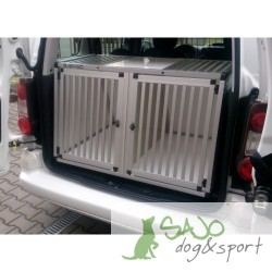 Box4Dogs Peugeot Partner Tepee 2014