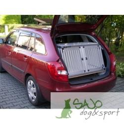 Box4Dogs Skoda Fabia combi II