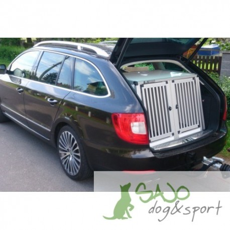 Box4Dogs Skoda Superb Exklusiv