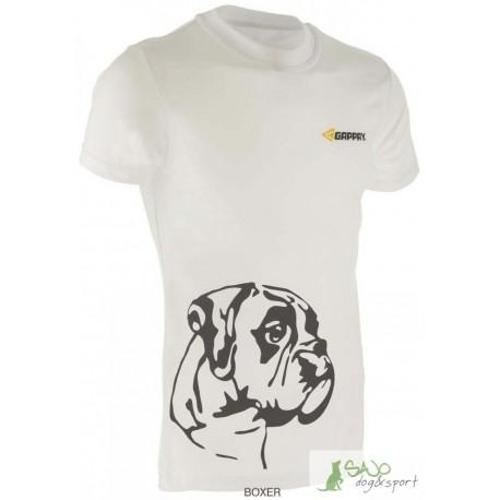 Koszulka z motywem - bokser