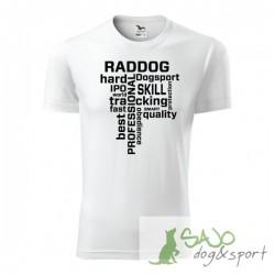 Koszulka Raddog Słowa