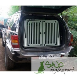 Box4Dogs  Jeep Grand Cherokee 1999