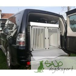 Box4Dogs Mitsubishi PAJERO 2011