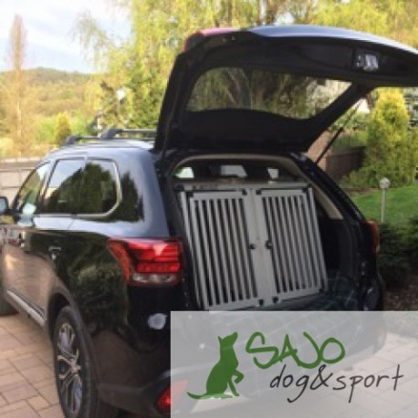 Box4Dogs Mitsubishi Outlander 2016