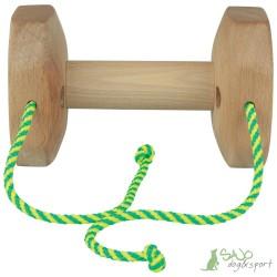 Aport treningowy ze sznurkami
