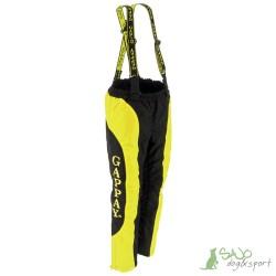 Spodnie dla pozoranta CHAMPION SPORT żółte Gappay
