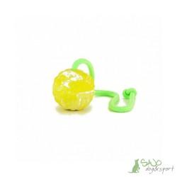 Piłka ze sznurkiem 6 cm Raddog