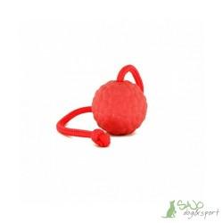 Piłka ze sznurkiem 7 cm Raddog