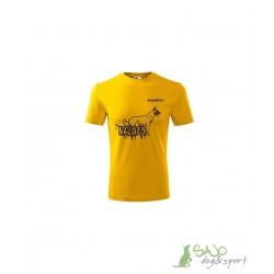 Koszulka - D4M malinois