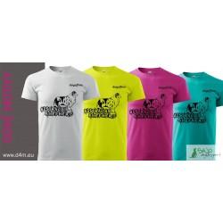 Koszulka - D4M owczarek australijski