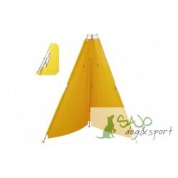 Namiot składany duży
