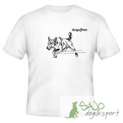 Koszulka - COLLIE AGILITY