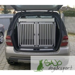 Box4Dogs Mercedes ML 350