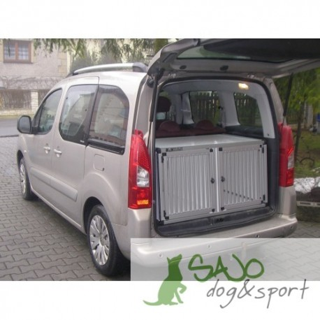 Box4Dogs Citroen Berlingo 2