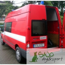Box4Dogs Ford Transit 4 boks