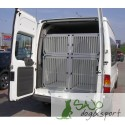 Box4Dogs Ford Transit 2/2 boks