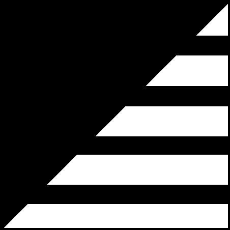 czarno-czarno białe paski